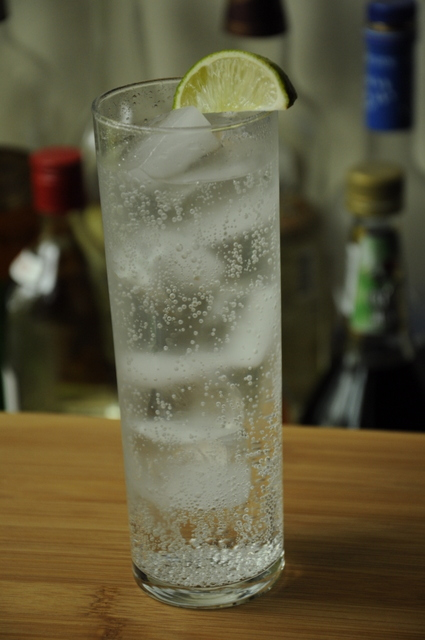 Vodka and Tonic