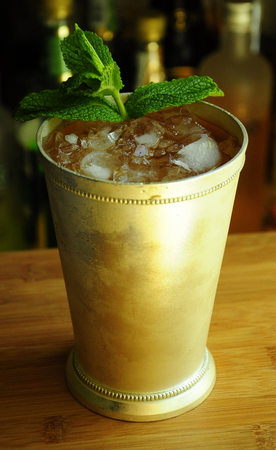 Mint Julep Barman S Journal