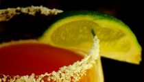 Spicy Michoacan Michelada