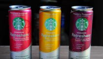 Making Cocktails With Starbucks Refreshers