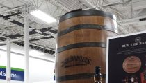 Sam's Club sells Whole Barrels of Jack Daniels