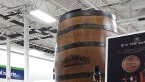 Sam's Club sells Whole Barrels of Jack Daniels