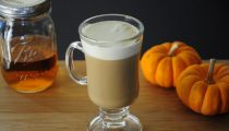 Pumpkin Spiced Spiked Coffee