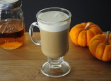 Pumpkin Spice Spiked Coffee