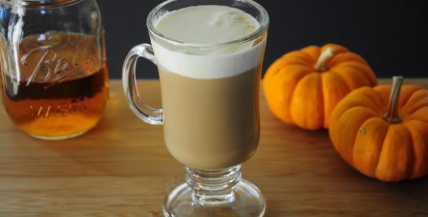 Pumpkin Spice Spiked Coffee