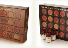 Gift Idea: Whisky Advent Calendars for Whisky Lovers