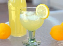 Meyer Lemon Lemonade
