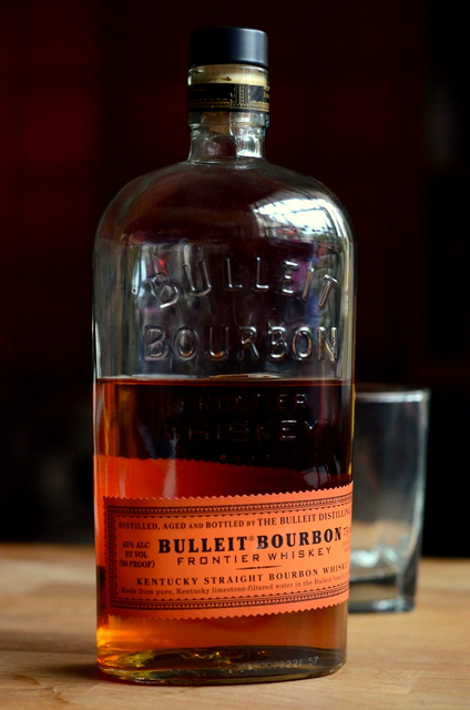 Bulleit Bourbon, reviewed