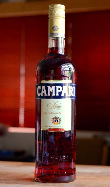 Tasting Tuesday: Campari