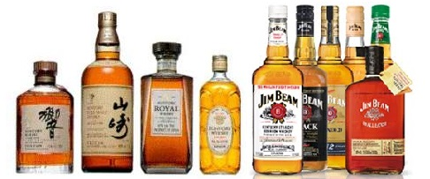 Suntory buys Jim Beam