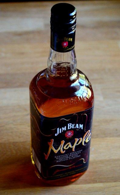 Tasting Tuesday: Jim Beam Maple