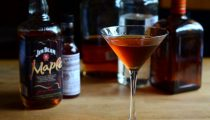 Maple Manhattan