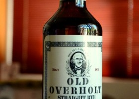 Tasting Tuesday: Old Overholt Straight Rye Whiskey