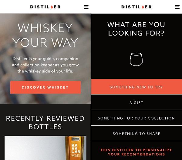 The Distiller App