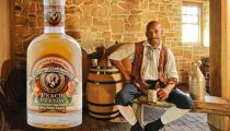 Mount Vernon Releases George Washington Peach Brandy