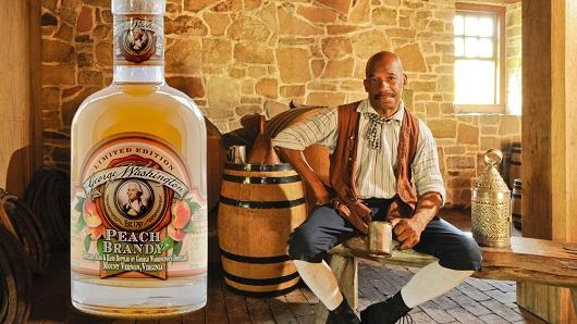 Mount Vernon Peach Brandy