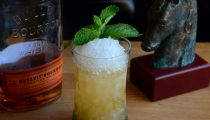 Maple Mint Julep