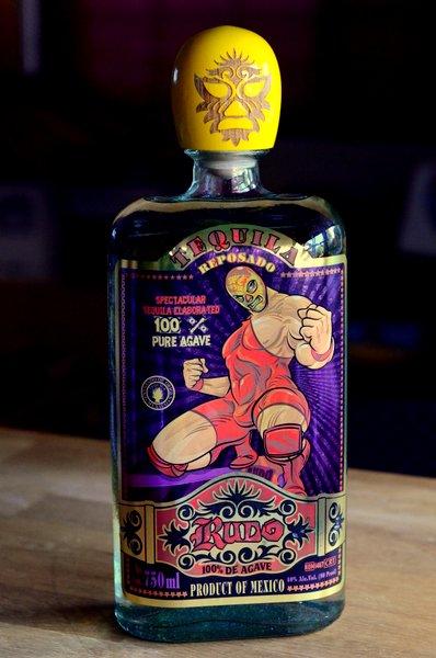 Rudo Reposado Tequila