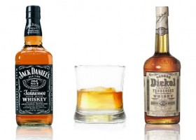 George Dickel vs Jack Daniels in Tennessee Whiskey Wars