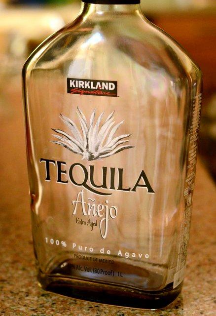 Kirkland Tequila Anejo