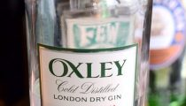 Tasting Tuesday: Oxley London Dry Gin