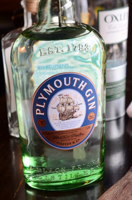 Tasting Tuesday: Plymouth Gin