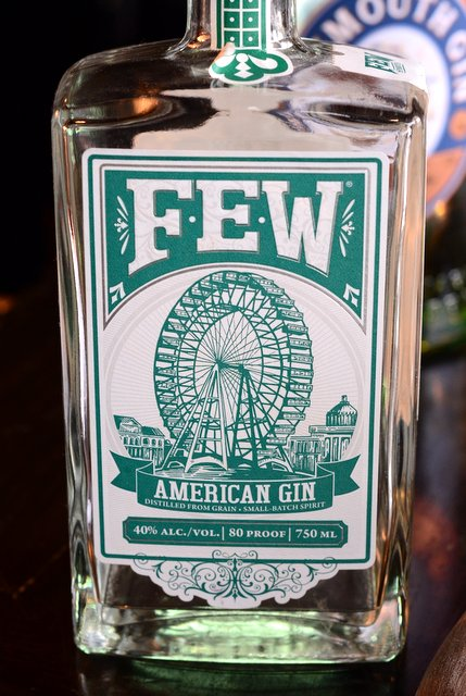 Tasting Tuesday: FEW American Gin