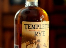 Tasting Tuesday: Templeton Rye