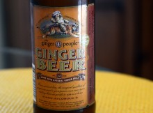 Tasting Tuesday: Ginger People Ginger Beer