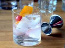 Vodka Old Fashioned