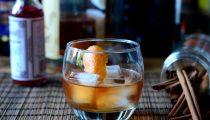 Cinnamon Spiced Old Fashioned