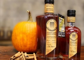 Pour Some Pumpkin Spice Whiskey for Fall
