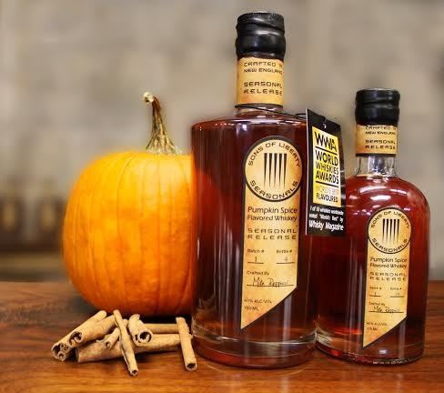 Sons of Liberty Pumpkin Spice Whiskey