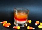 Candy Corn Shots for Halloween