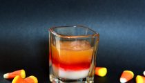 Candy Corn Shots