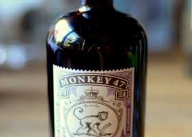 Tasting Tuesday: Monkey 47 Dry Gin