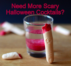 Get More Delicious and Spooky Halloween Cocktail Recipes!
