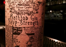 Tasting Tuesday: Professor Cornelius Ampleforth's Bathtub Gin Navy Strength