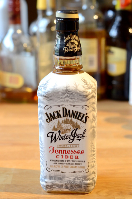 Tasting Tuesday: Jack Daniel's Winter Jack Tennessee Cider