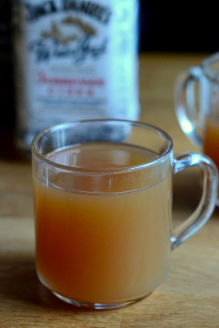 Spiced Tennessee Cider