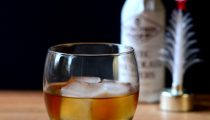 Peppermint Chocolate Old Fashioned