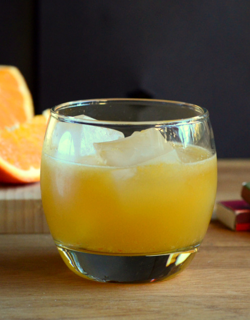 Orange Maple Smash