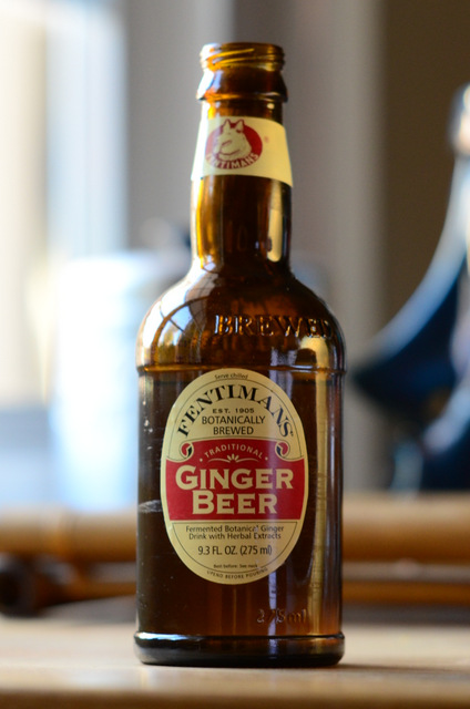 Tasting Tuesday: Fentimans Ginger Beer