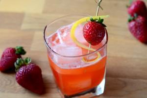 Kentucky Strawberry Lemonade