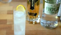 Elderflower Collins